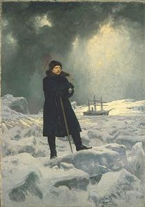 A.E. Nordenskiold in Greenland