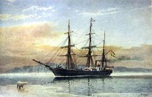 Nordenskiold's ship, SS Vega