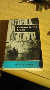 Venture to the Arctic, edited by R.A. Hamilton - a classic, accessible read that recounts a tough two years of geophysical surveying in Greenland.