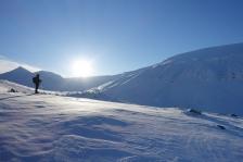 Field site in Svalbard